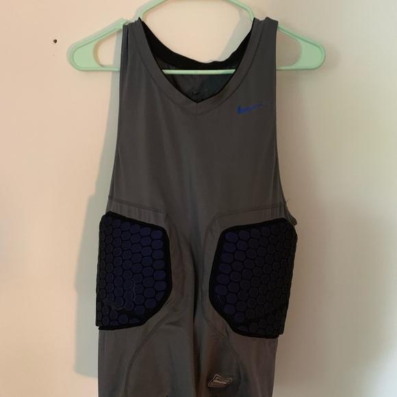 8d86798f3 Nike Shirts | Pro Combat Padded Undershirt Tank | Poshmark